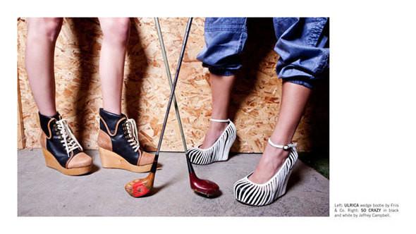 Изображение 31. Лукбуки обуви: Jeffrey Campbell, Modern Vintage и Solestruck.. Изображение № 47.