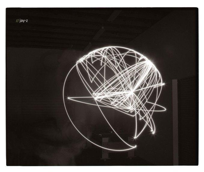 Художник превратил тексты рэпперов в «глобусы» . Изображение № 2.