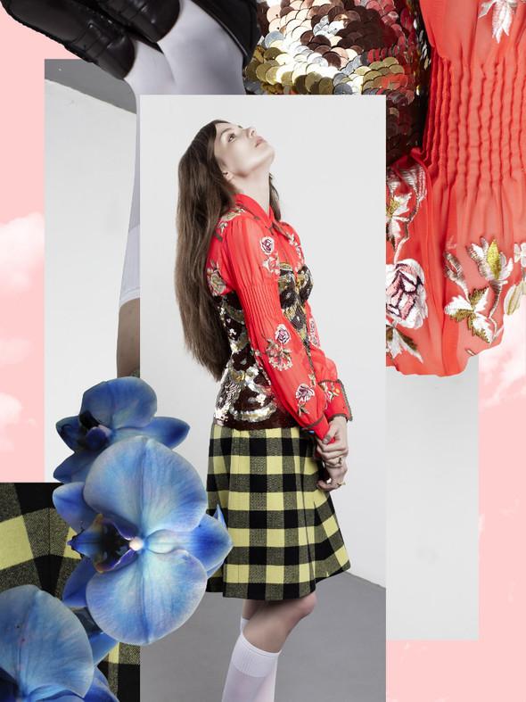 Новые съемки: Vogue, 25 Magazine, Exit. Изображение № 24.