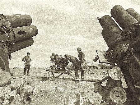 Евгений Халдей – знаменитый фоторепортер войны. Изображение № 11.