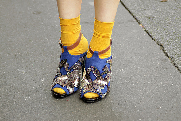 Изображение 12. Детали: Мужская неделя моды в Париже.. Изображение № 12.