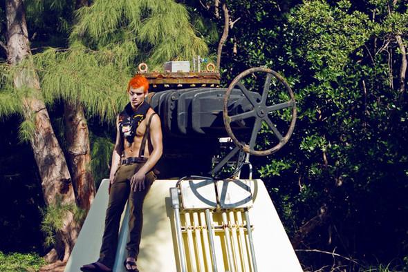 NOMAN ISAN ISLAND YVY2009. Изображение № 7.