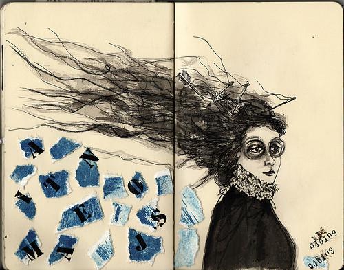 Мексиканская художница ERIKA KUHN. Изображение № 14.