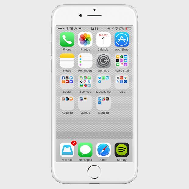 Экран моего смартфона: разработчик Meduza Ярослав Кравченко . Изображение № 1.