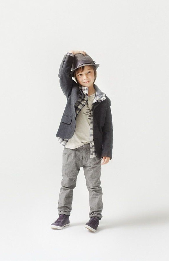 Детки от Zara. Изображение № 9.