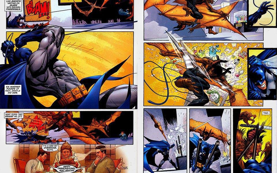 Комиксы не кино:  Как супергерои захватывают наши экраны. Изображение № 5.