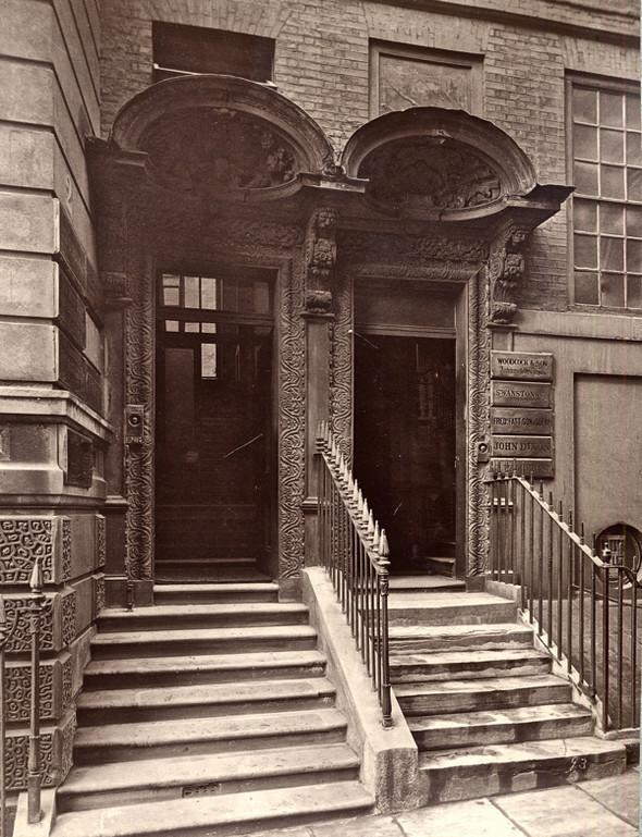 Призраки старого Лондона. Изображение № 21.