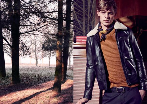 Кампании: Dior, Versace, Gucci и Burberry. Изображение № 26.