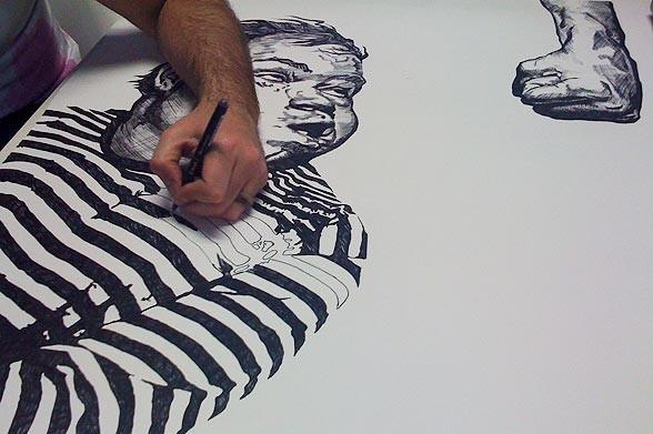 Gabriel Moreno. Глазами и руками. Изображение № 25.