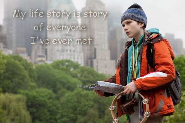 Extremely Loud & Incredibly Close. Изображение № 1.
