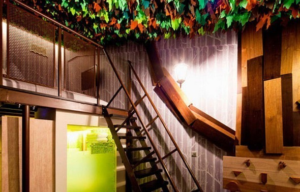 Изображение 6. Отель Wanderlust в Сингапуре.. Изображение № 6.