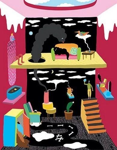 Изображение 8. Иллюстраторы: Hvass&Hannibal.. Изображение № 8.