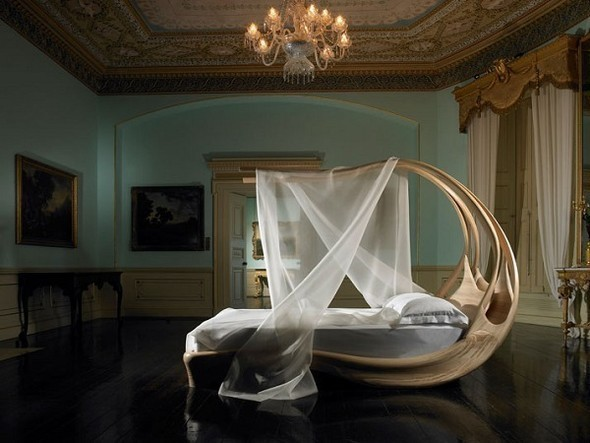 Кровать Enignum - врата в ваши мечты. Изображение № 2.