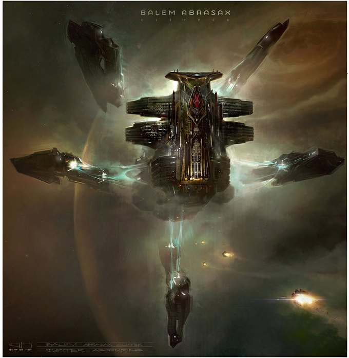 Художник «Восхождения Юпитер» выложил концепты к фильму. Изображение № 13.