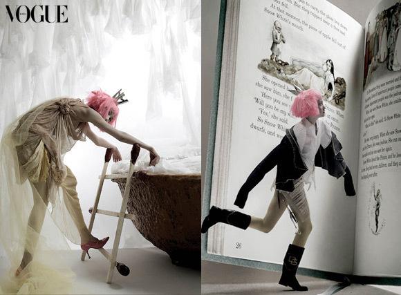 Korea Vogue, March 2006. Изображение № 3.