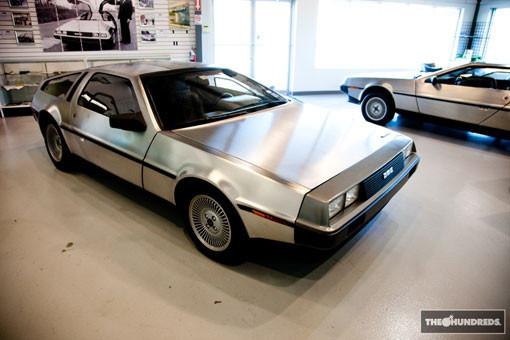 DeLorean. Автомобиль-легенда. Часть 2. Изображение № 3.