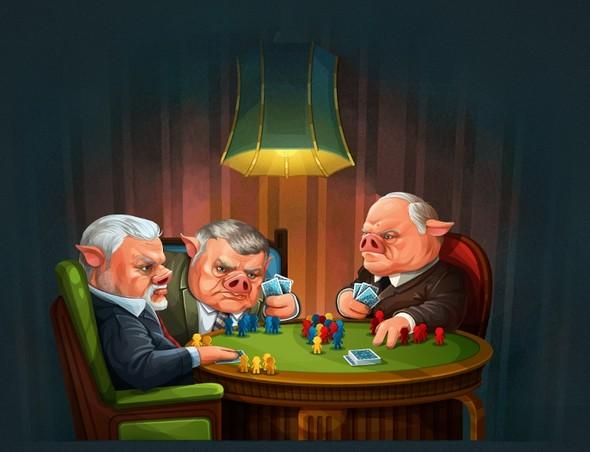 Corruption Art. Изображение № 1.
