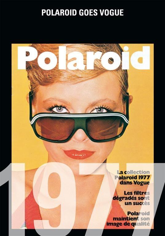 Архивные рекламные кампании Polaroid. Изображение № 6.