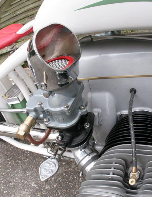 Cadbike 33, the BMW Bobber. Изображение № 7.