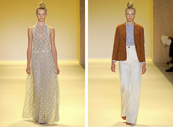 Показы на неделе моды в Нью-Йорке: мнения. Изображение № 1.
