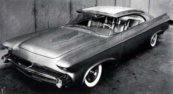 Эталон стиля и роскоши: Chrysler. Изображение № 8.