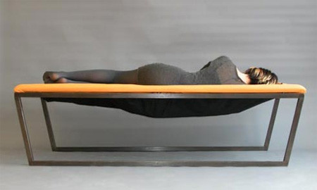15 необычных кроватей дляобычного сна. Изображение № 14.