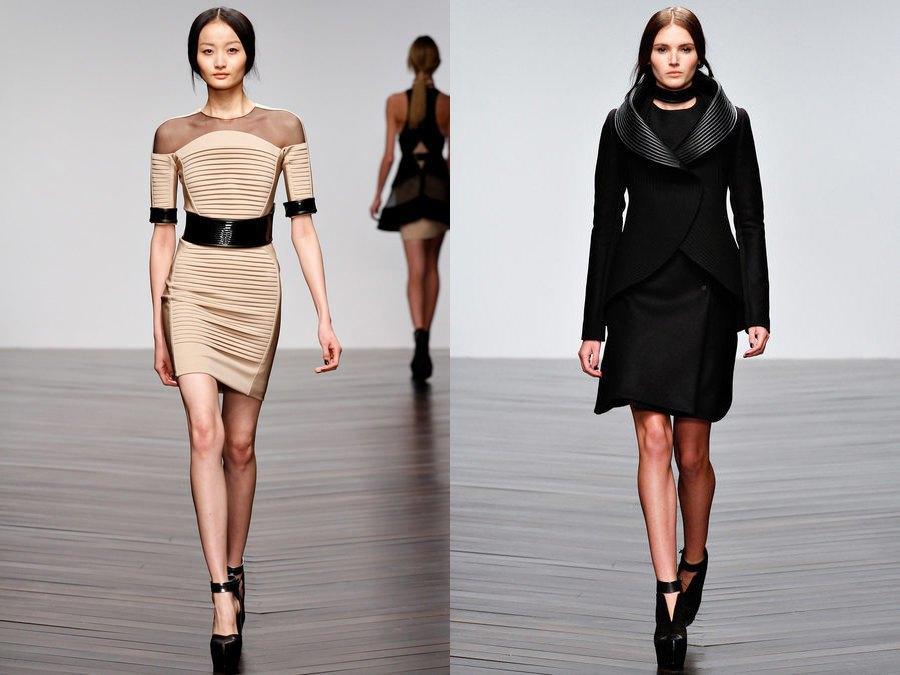 Неделя моды в Лондоне:  Дни 2 и 3. Изображение № 1.