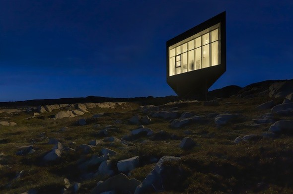 Long Studio, Fogo Island by Saunders Architecture на thisispaper.com. Изображение № 25.