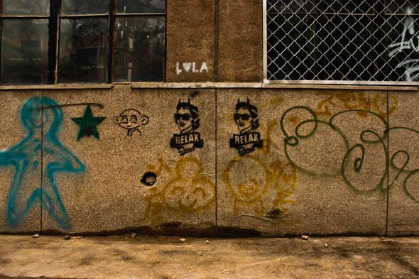 Street Art в районе 798. Пекин. Изображение № 3.