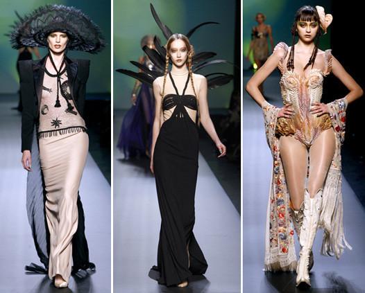 Жан-Поль Готье на неделе высокой моды 2010. Изображение № 1.