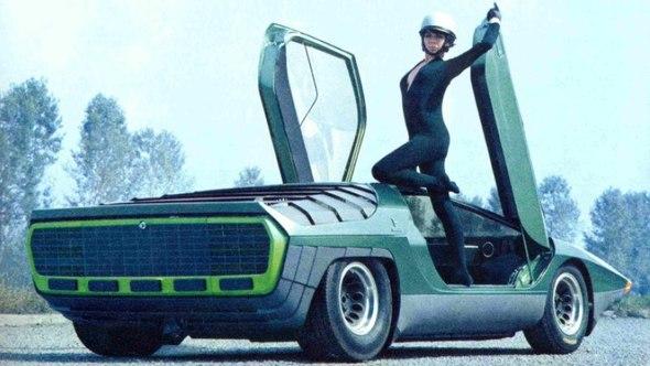 Десять лучших автомобильных проектов 60х-70х-80х годов. Изображение № 30.