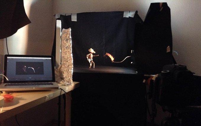 Видео: кукольная анимация под музыку James. Изображение № 8.