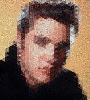 Chuck Close. Изображение № 7.