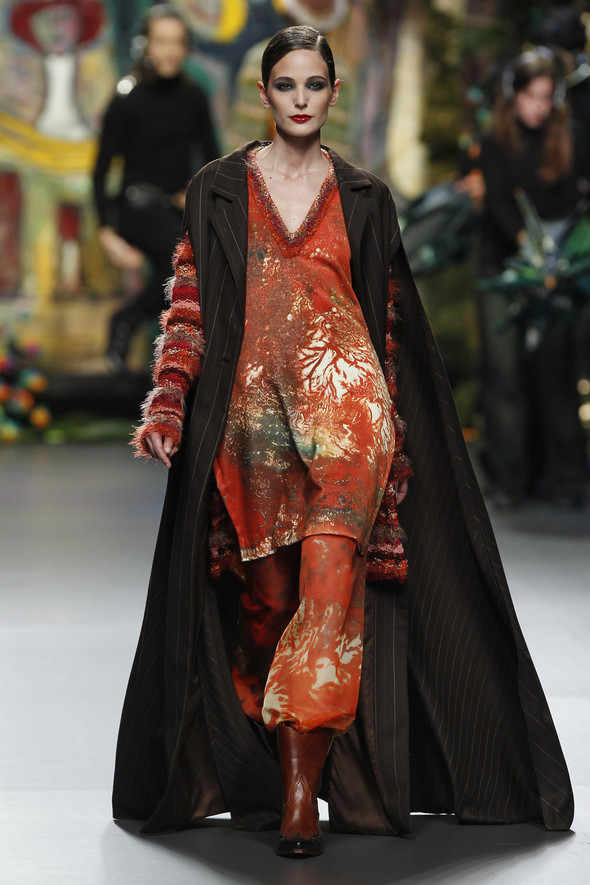 Испанцы Fall Winter 2011/2012: FRANCIS MONTESINOS. Изображение № 4.
