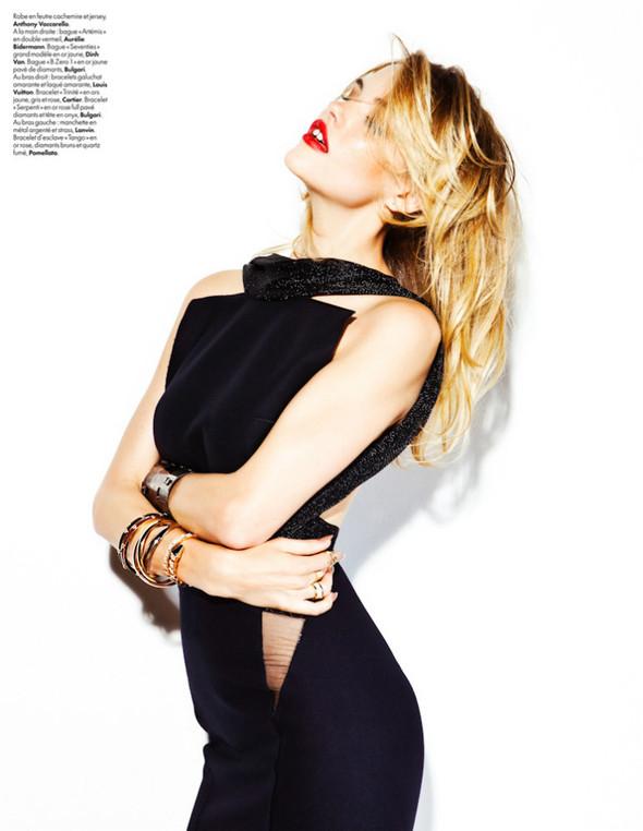 Съёмка: Эшли Смит для Elle. Изображение № 10.