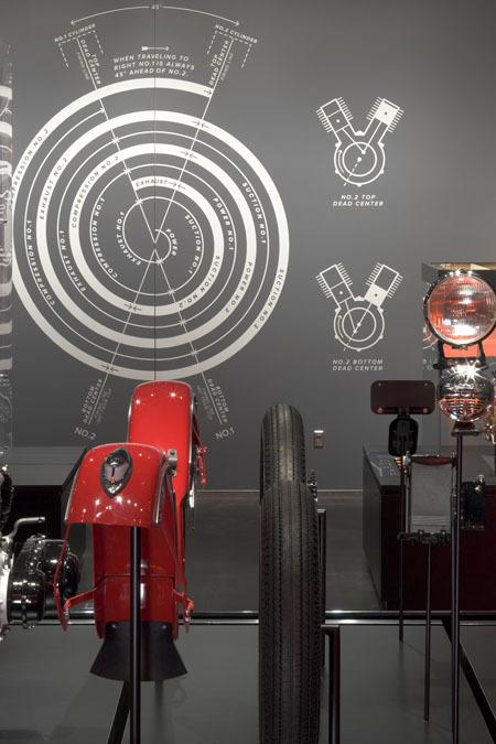 Музей Harley-Davidson вМилуоки. Изображение № 11.