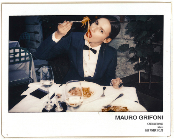 Новые кампании: Donna Karan, H&M, Mauro Grifoni, Stella McCartney, Sonya Rykiel. Изображение № 27.