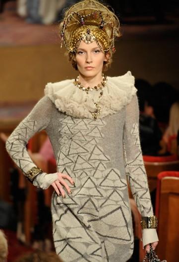 Россия глазами Chanel. Изображение № 6.