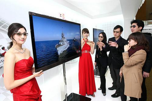 LG Electronics представляет новые модели 3D-телевизоров CINEMA 3D. Изображение № 2.