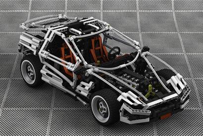 48 креативных LEGO творений. Изображение № 20.