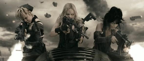 Изображение 17. Девушки с пушками.. Изображение № 14.