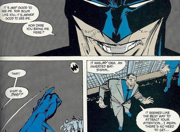 15 лучших комиксов  о Бэтмене. Изображение № 28.