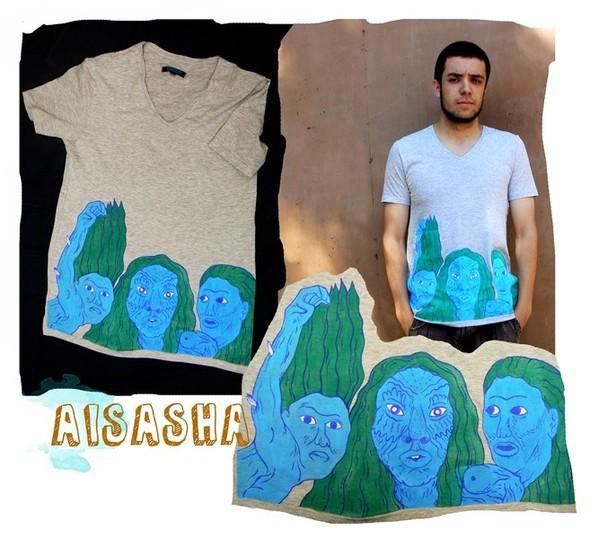 AISASHA. Изображение №2.