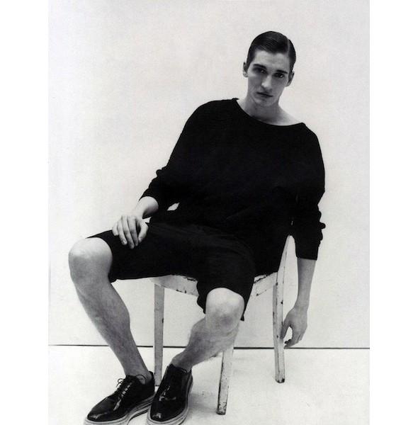 Изображение 25. Мужские съемки: Vogue, L'Officiel и другие.. Изображение № 9.