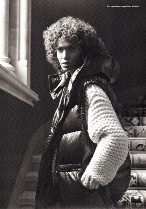 Съёмка: Джоан Смоллс для i-D. Изображение № 5.