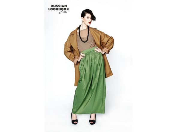 Майка Case, пальто и юбка Osome2some. Изображение № 51.