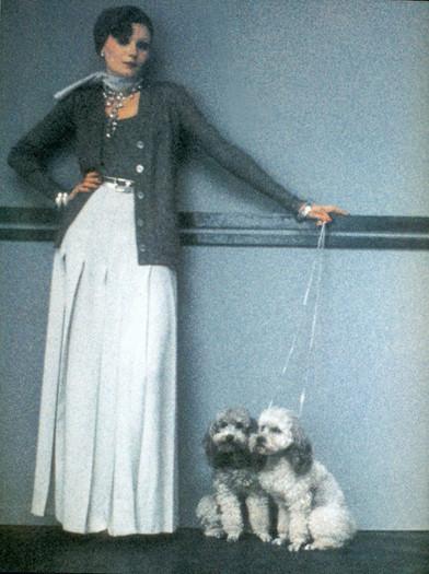 Модная фотография 70х годов. Изображение № 15.