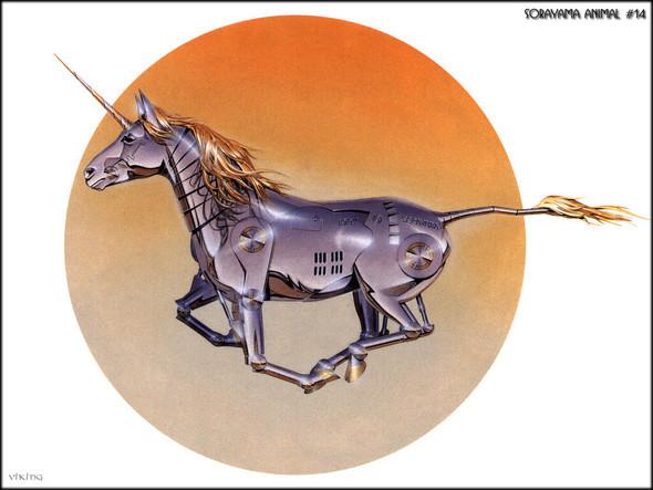 Японский художник Hajime Sorayama. Изображение № 8.