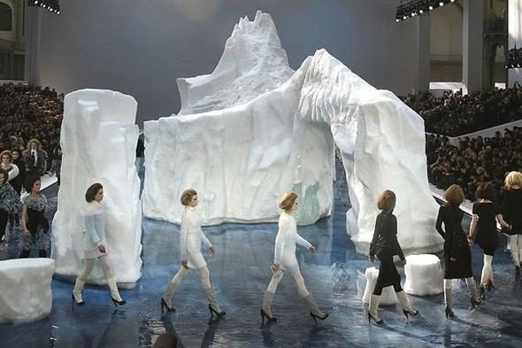 Ледяное шоу от Chanel. Изображение № 1.