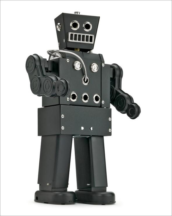 Паровой робот. Изображение № 1.